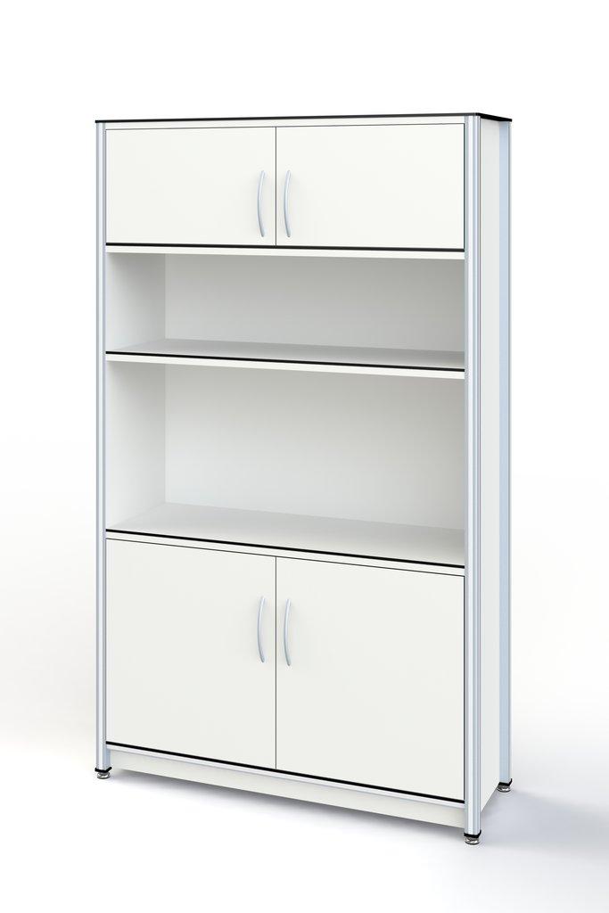 Szafa z laminatu hpl fl003 systemy medyczne for Bj kitchen cabinets